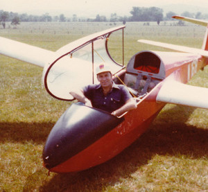 WooFDriver's dad Adventuring in a Glider to get views of Nature from above!